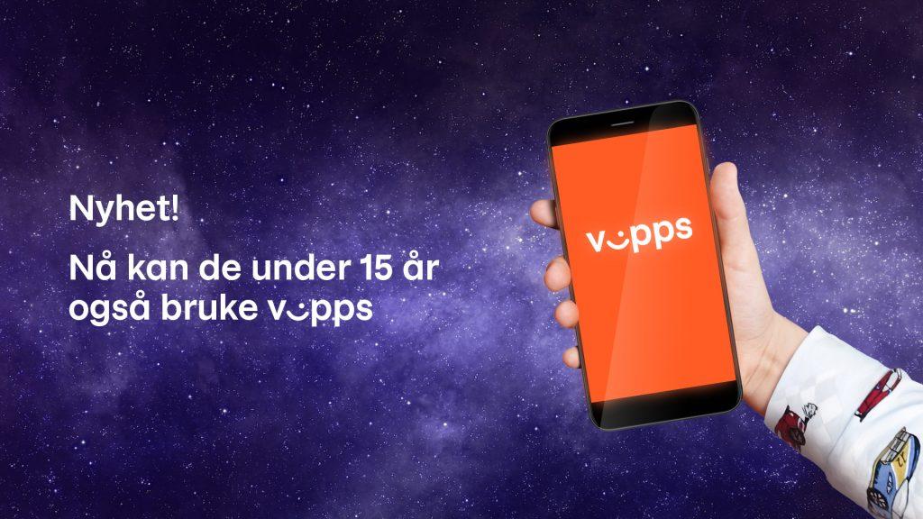 Vipps under 15