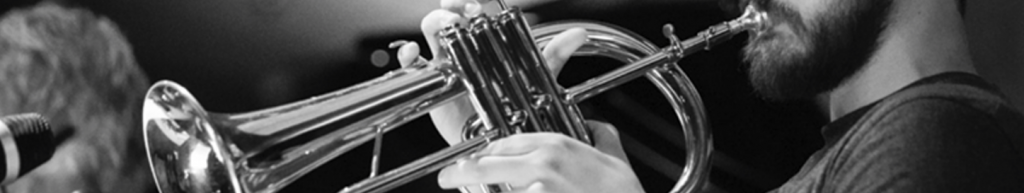 Magnus Aannestad Oseth - spiller trompet