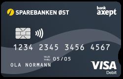 Bankkort Sparebanken Øst